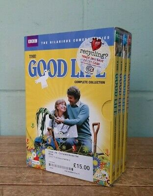 BBC The Good Life Complete Collection 8 DVD Disc Set B5