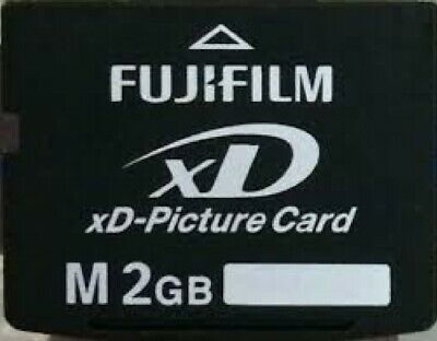 Fuji M 2Gb Xd Picture Card