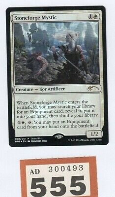 MTG Magic the Gathering - Stoneforge Mystic - Foil  - Grand Prix Promo