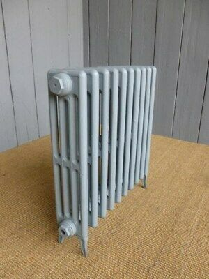4 Column Victorian Cast Iron Radiator 10 Sections Long 660mm - Next Day Delivery