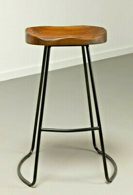 Bar Stool - Industrial - Rustic Style - Breakfast Bar, Cafe's, Restaurants