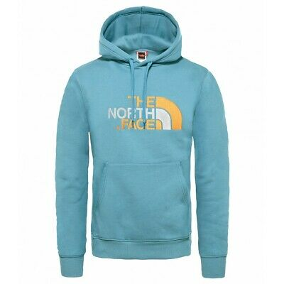 Men's The North Face Drew Peak Hoodie Pullover - Small (S) - Blue
