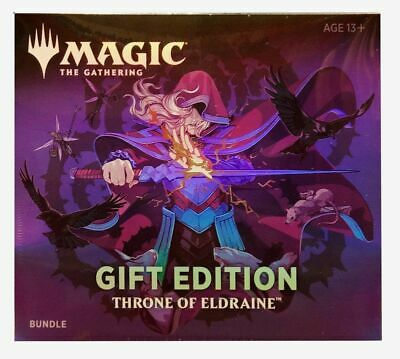 Throne of Eldraine Bundle - Gift Edition - MtG Magic the Gathering