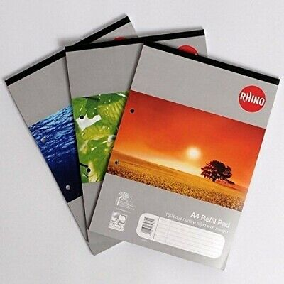 A76024 Summit Elastic Band Notebook 76x127mm Headbound 160 Pages pack of 10