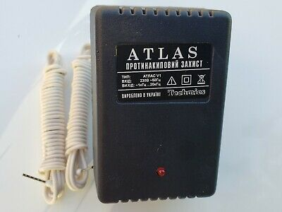 NEW Electronic Water Descaler Softener CONDITIONER Anti Scale Protection Atlas A