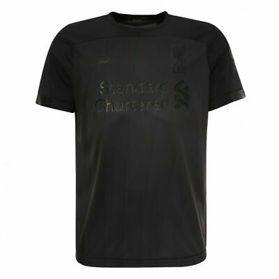Liverpool Blackout Limited Edition Football Shirt 2019/20