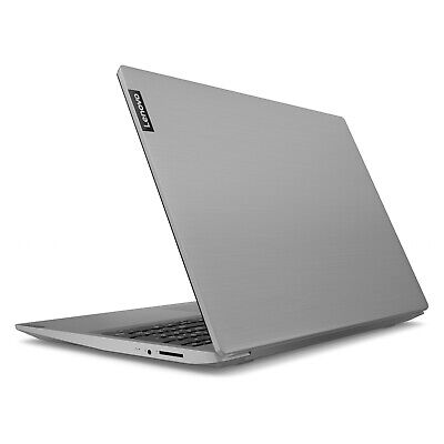 "NEW Lenovo ideapad S145 15.6"" Laptop Notebook 128GB SSD 4GB Ram 81MV00FGUS Gray"