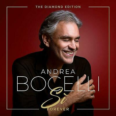 Andrea Bocelli 'Si Forever : The Diamond Edition' Cd (2019)