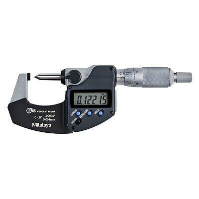 Mitutoyo Series 342 SAE/Metric Crimp Height Type Micrometer
