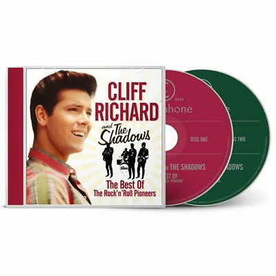 Cliff Richard & The Shadows The Best of The Rock 'n' Roll Pioneers New CD