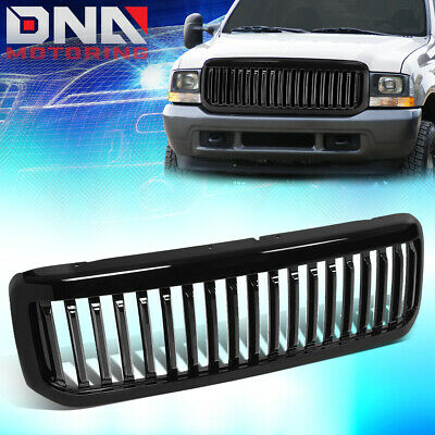 99-04 Ford F450/F550 Super Duty Front Upper Bumper/Hood Abs Grill/Grille Guard
