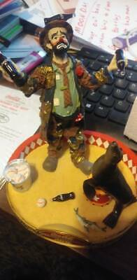 Coca-Cola Limited Edition # 150201 Emmett Kelly