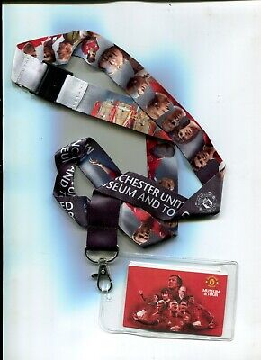 Manchester United Museum & Tour  lanyard