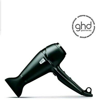 ghd Professional Fashion Hair Dryer Faster Salon Style Finish Air Drying Women