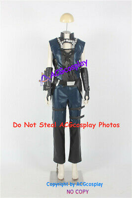 Gamora Cosplay Costume from Guardians of the Galaxy cosplay faux leather made