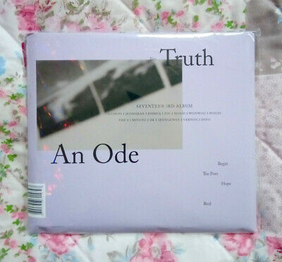 Seventeen 3rd album 'An Ode' Ver. Truth
