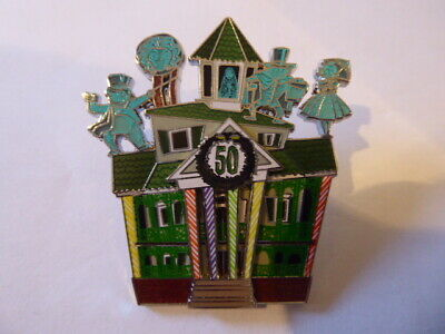 Disney Trading Pins Haunted Mansion Gingerbread 50th AP Exclusive