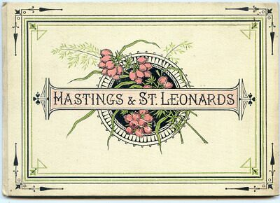 A5 booklet Leonards on-Sea 1938 J-K Hastings /& St Pikes Directory