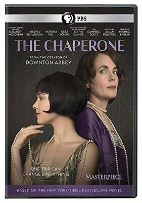 Masterpiece: The Chaperone by Haley Lu Richardson DVD Drama DVDs  PBS (Direct)