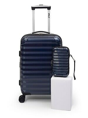 Suitcase Travel Bag, iFLY Online Exclusive Hard Sided Luggage Fibertech 20""
