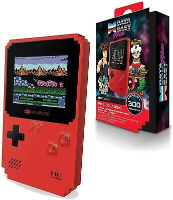 My Arcade Pixel Classic Gaming System Featuring 300 Games. FREE POSTAGE