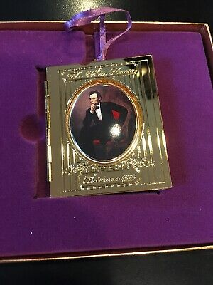 1999 White House Historical Association Christmas Ornament