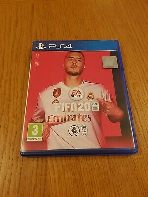 FIFA 20 PS4 - Excellent Condition