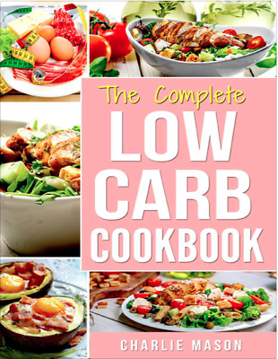 Low Carb Diet Recipes Cookbook Easy Weight Loss With Delicious Simple (PDF)