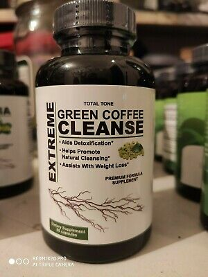 New Total Tone Tumeric Slim, Extreme Garcinia, Green Coffee Cleanse Support