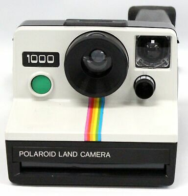 POLAROID 1000 Instant Land Camera  - C37