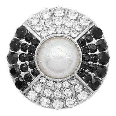 Snap It Button Charm Fit Snaps Style Bracelets  **We Combine Shipping**
