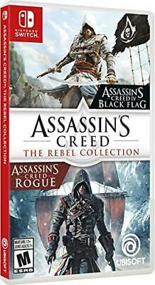 Assassins Creed: The Rebel Collection (2 Games: 1 Cartridge/1 Code) (Nintendo