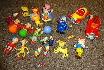 Bundle Of Noddy & Friends Toy Figures