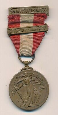 1939-46 Irish Republic Emergency Service Medal Local Defense Force
