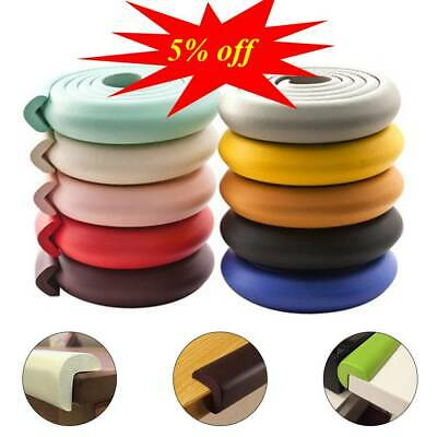 5m Baby Safety Desk Edge Guard Strip Table Corner Protector Foam Bumper Tape