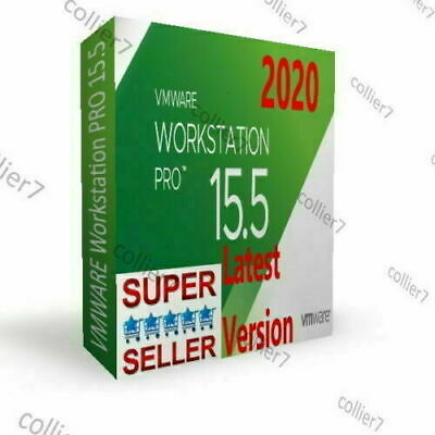 VMWARE Workstation 15.5 pro,fully licensed version, 5 pc, s,christmas price2020