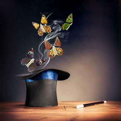 1Pc Magic Creative Flying Butterfly Change From Empty Hands Trick Prop Toy Game
