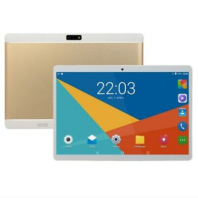 10 Inch Tablet PC Android 8.0 6+128GB 10 Core GPS bluetooth WIFI Dual SIM Camera
