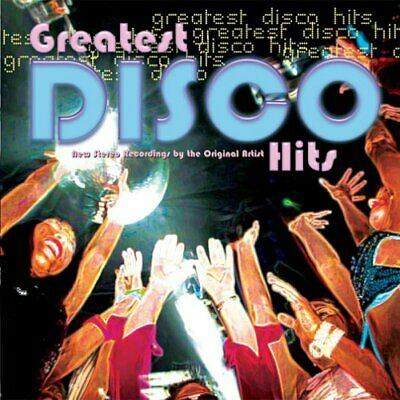 Various - Greatest Disco Hits - Various CD ZIVG The Cheap Fast Free Post The
