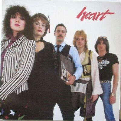 HEART - Self Titled ~ VINYL LP