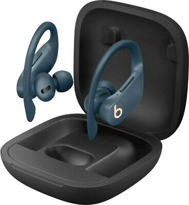 New Powerbeats Pro - Totally Wireless Earphones NAVY Blue MV702LL/A Ships FREE