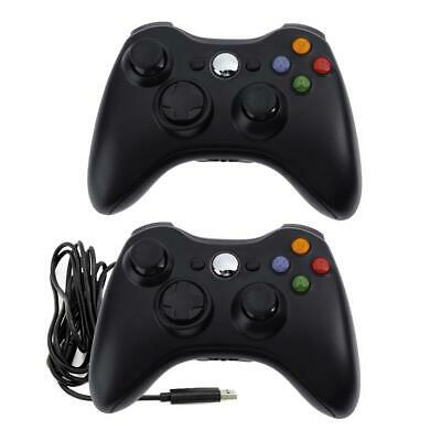 Wireless USB Wired Game Controller Bluetooth Gamepad for Microsoft Xbox 360 UK