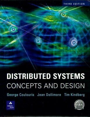 Distributed Operating Systems Concepts And Design By Sinha Pradeep K 18 73 Picclick