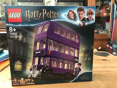 LEGO Harry Potter The Knight Bus Wizarding World  8+ 75957 New And Sealed