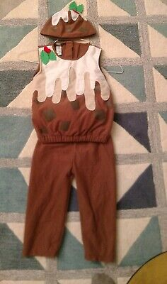 Christmas pudding, 3 pieces, 12- 36 Months, 1-3 years, toddler costume /outfit