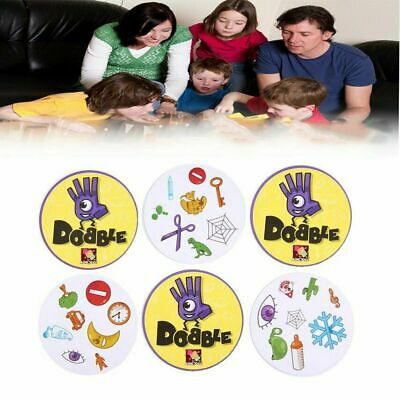 Dobble Card Game Of Speed Observation & Reflexes Family Board Game for fun