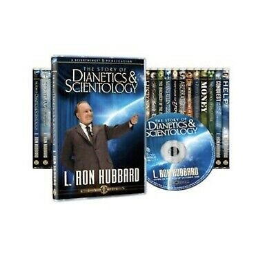 Scientology Lecture Series - 26 CDs by L Ron Hubbard- New - 2020 Blowout!
