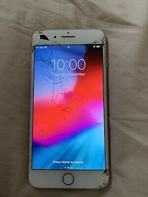 Iphone 8 Plus 64GB Unlocked - Parts Only