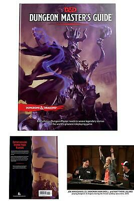 Dungeons & Dragons Dungeon Masters Guide, Core Rulebook, D&D Roleplaying Game
