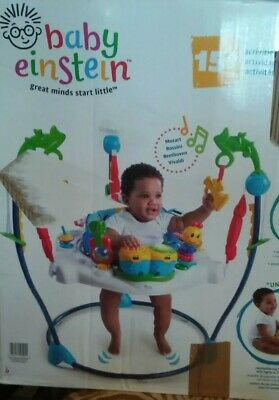 Baby Einstein Neighborhood Symphony Activity Jumper for Infants
